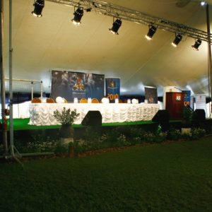 Conference, Marquee 1